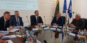 Verslo bendruomenė aptarė Klaipėdos plėtros strategiją